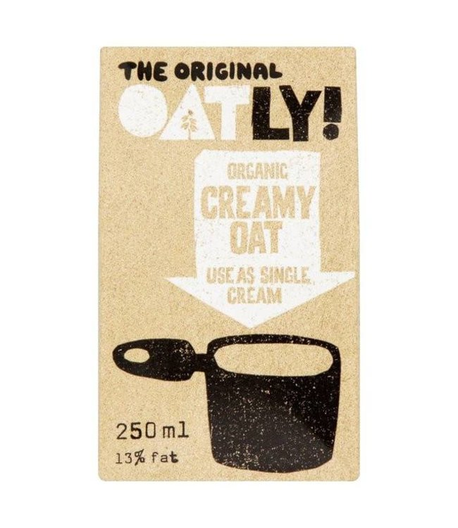 Oatly Oatly Oat Cream 250ml