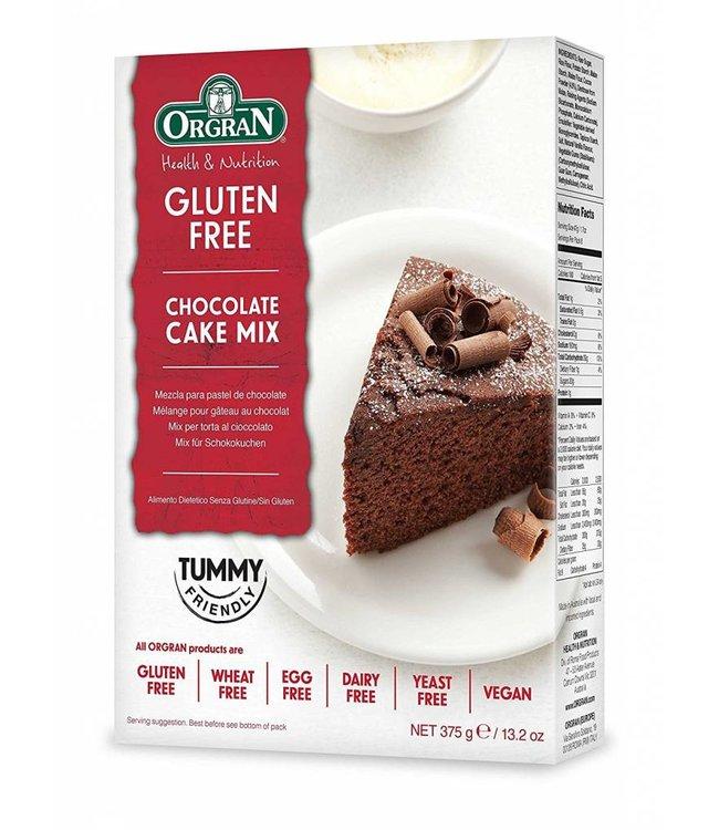 Orgran Orgran Chocolate Cake Mix 375g
