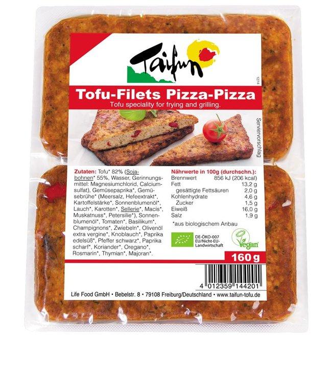 Taifun Organic Taifun ORG Tofu Filets Pizza Pizza 160g