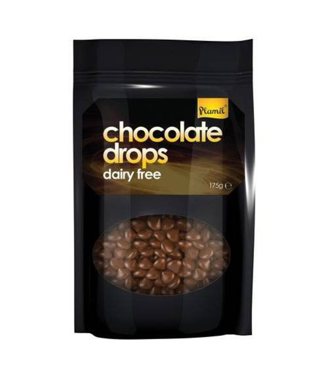 Plamil Plamil Dairy Free Chocolate Drops 175g
