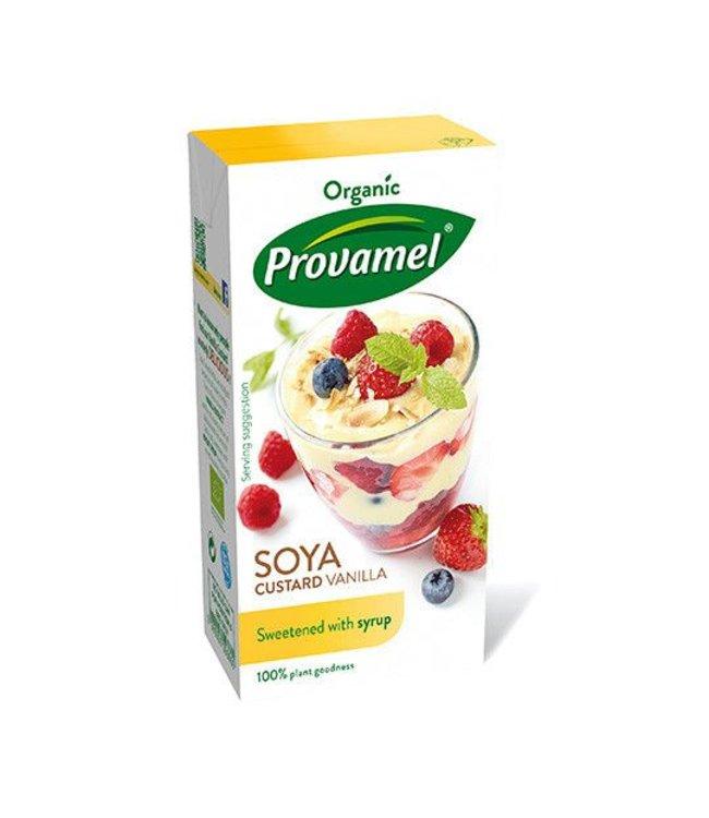Provamel Provamel Vanilla Custard 525g