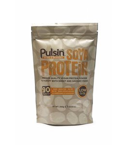 Pulsin Pulsin SOYA Protein Isolate Vegan 250g