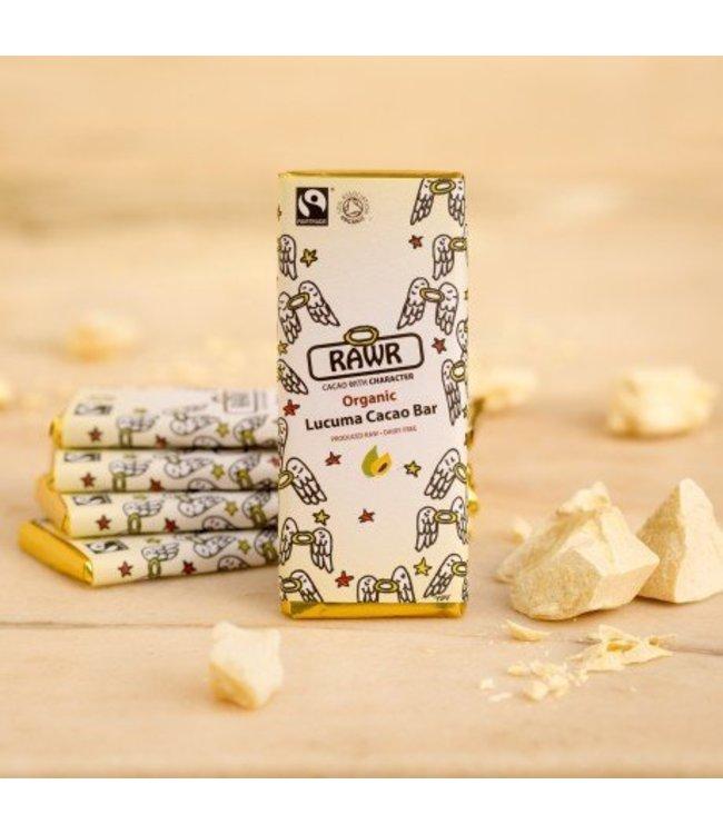 Organic Lucuma Cacao Raw Bar 60g