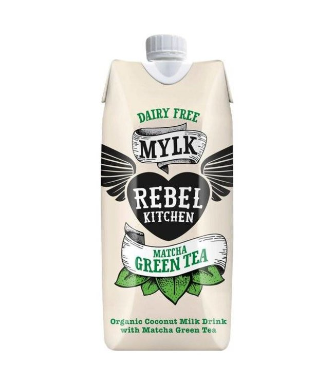 Rebel Kitchen Rebel Kitchen Matcha Green Tea Mylk 330ml