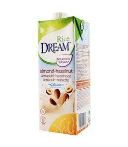 Rice Dream Rice Dream Hazelnut/Almond Drink 1ltr