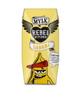 Rebel Kitchen Rebel Kitchen ORG Banana Mylk 250ml