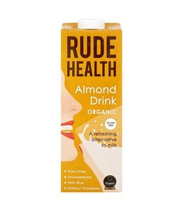 Rude Health R/Health ORG GF Almond Drink 1