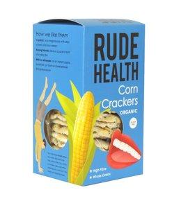 Rude Health R/Health ORG GF Corn Crackers 130g