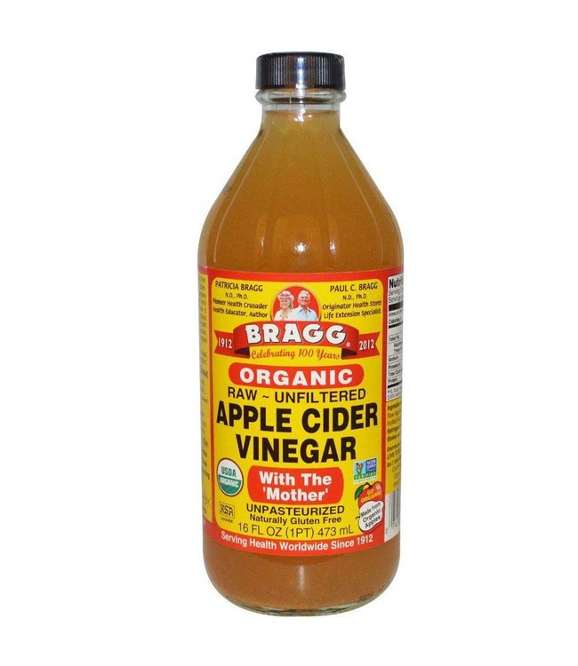 Braggs Raw Apple Cider Vinegar 473ml