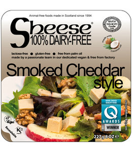 Bute Island Sheese Smoked Cheddar Melty 227g