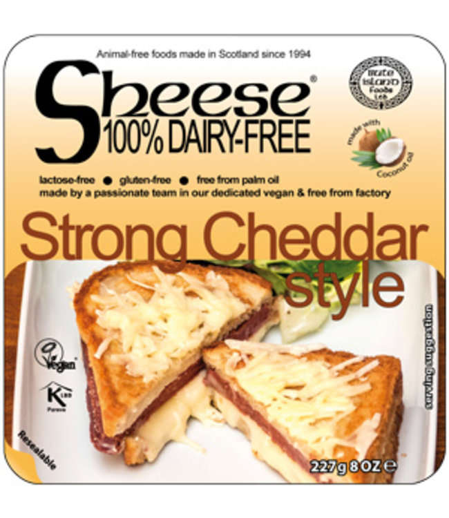 Bute Island Sheese Strong Cheddar Melty 227g