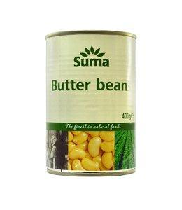 Suma Suma Butter Beans 400g