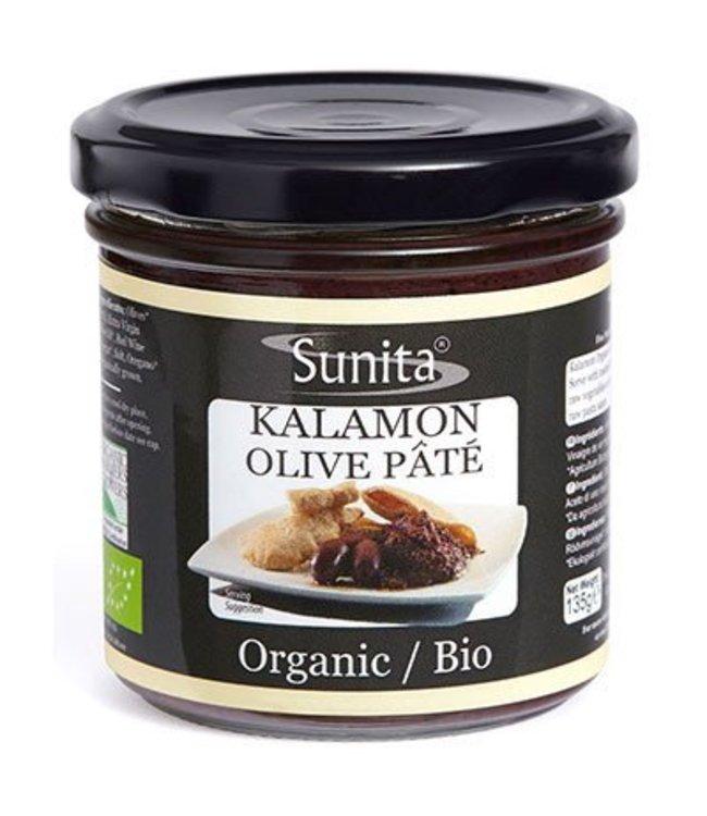 Sunita Sunita Organic Kalamata Olive Pate 140g