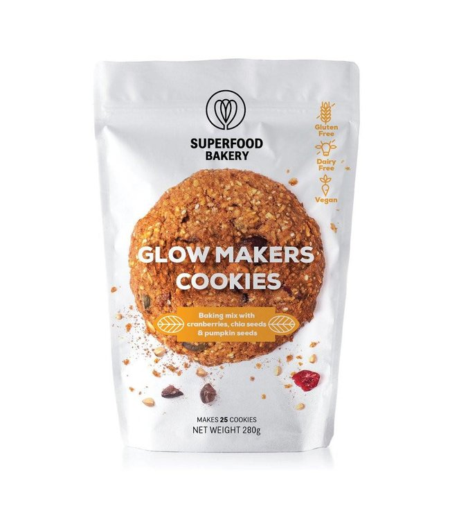 Superfood Glow Makers Cookies
