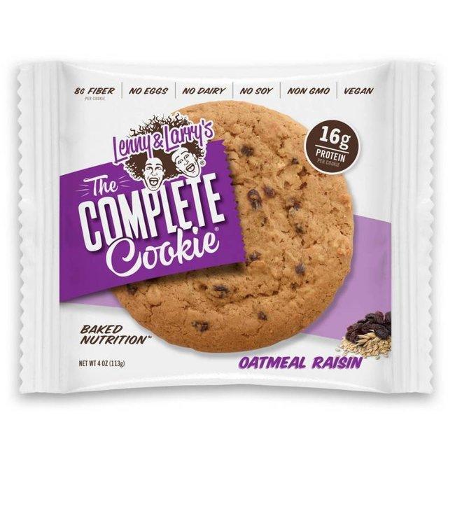 Lenny & Larrys Complete Cookie Oatmeal Raisin113g