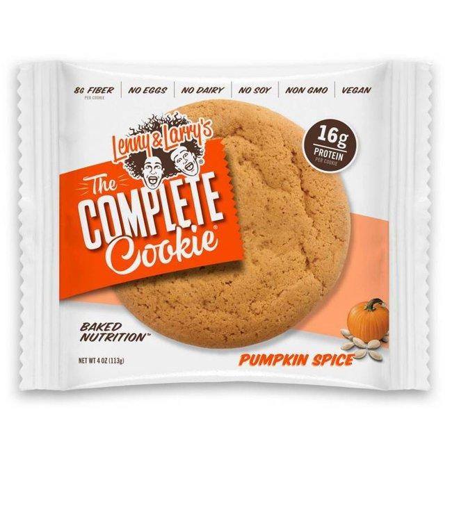 Lenny & Larrys Complete Cookie Pumpkin Spice 113g