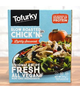 Tofurky Tofurky Lightly Seasoned Chickn 227g