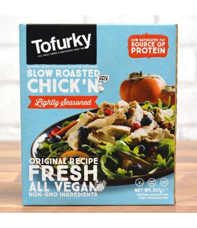 Tofurky Tofurky Lightly Seasoned Chickn 227g