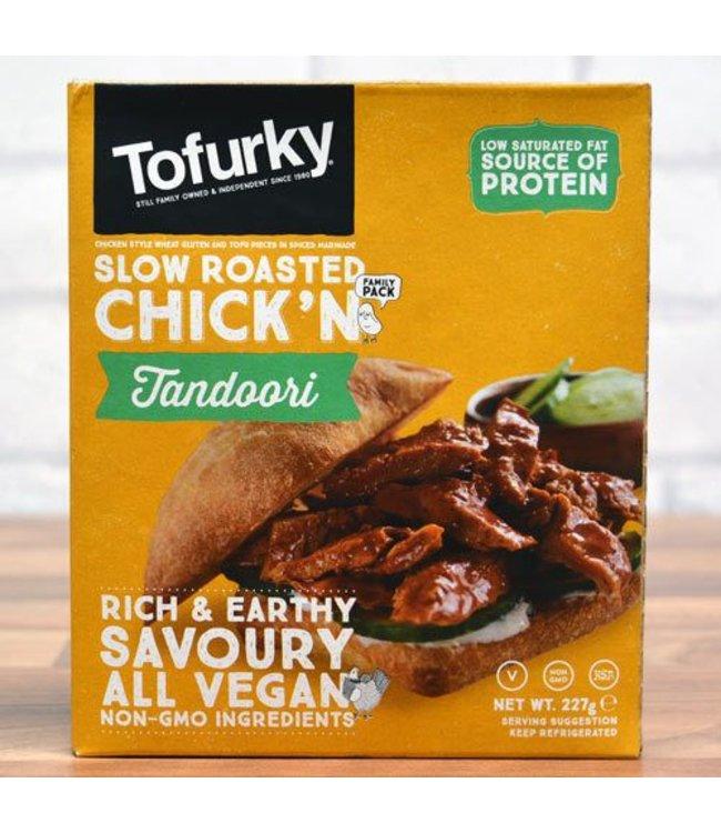 Tofurky Tofurky Tandoori Chick'n 227g