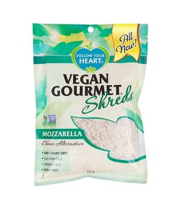 Follow Your Heart Follow Your Heart Gourmet Shreds Mozzarella 227g