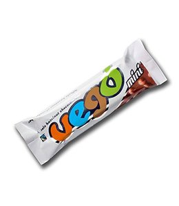 Vego Vego Mini Hazelnut Chocolate Bar 65g