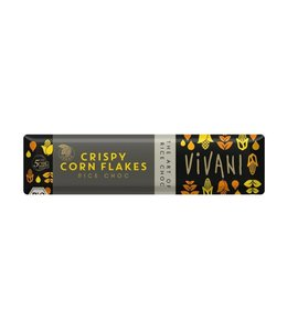 Vivani Vivani Crispy Corn Flakes Rice Chocolate 35g
