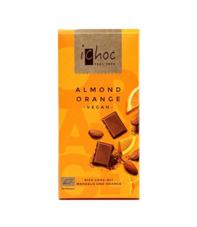 iChoc iChoc Almond Orange Rice 80g