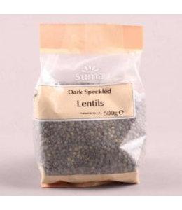 Lentils - Dark Speckled