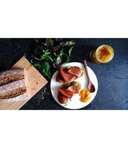 Sgaia Mheat Deli Slices Herbed Roast 110g