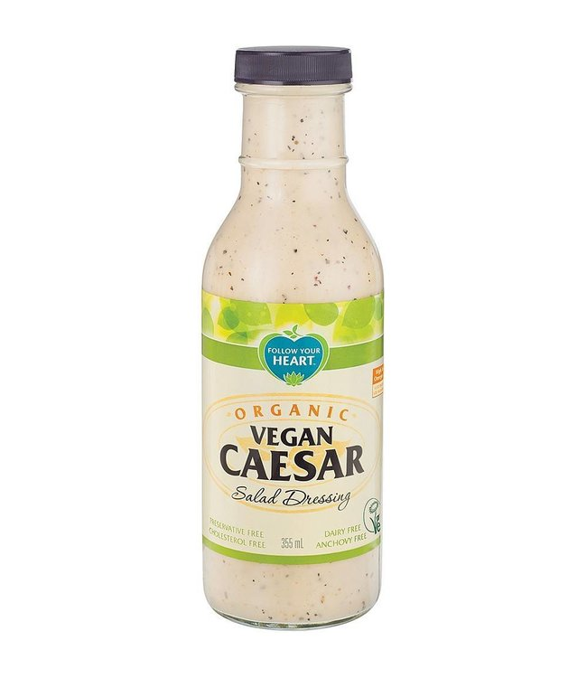 Follow Your Heart Follow Your Heart Organic Caesar Salad Dressing 355ml
