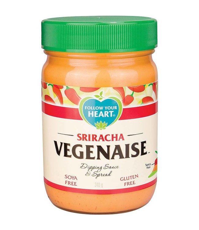 Follow Your Heart Follow Your Heart Sriracha Vegenaise 340g