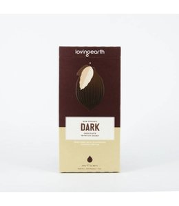 Loving Earth Loving Earth Dark Chocolate 80g