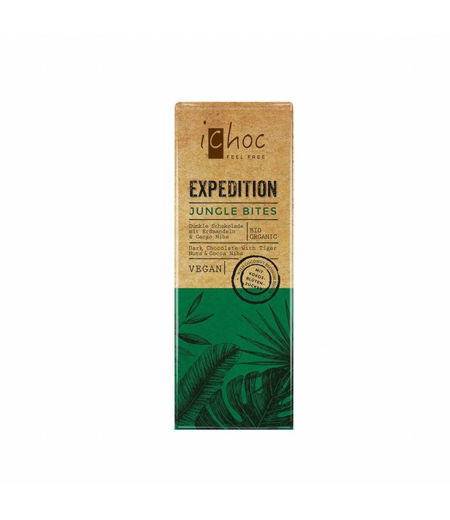 iChoc Ichoc Jungle Bites 50g