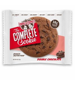 Lenny & Larrys Complete Cookie Double Chocolate 113g