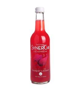 Live Kombucha Raspberry & Rosehip