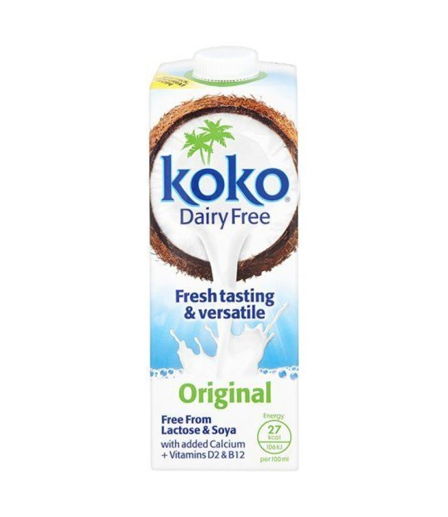 Koko Coconut Milk Drink Original 1L