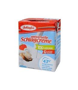 Schlagfix Vegan Unsweetened Whipping Cream 200ml