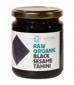 Sun & Seed ORG Raw Black Sesame Tahini 250g
