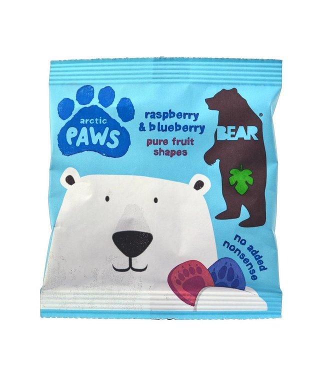 Bear Arctic Paws Raspberry Blueberry 20g