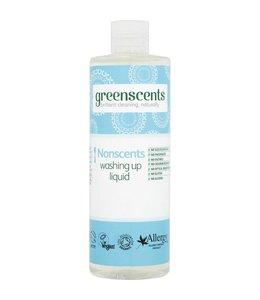 Greenscents ORG Nonscents Washing Up Liquid 400ml