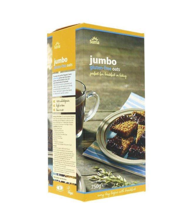 Oats - Jumbo & Gluten Free