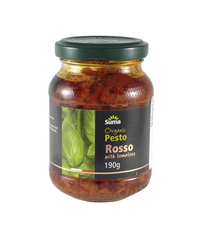 Suma Suma Organic Pesto Rosso 190g
