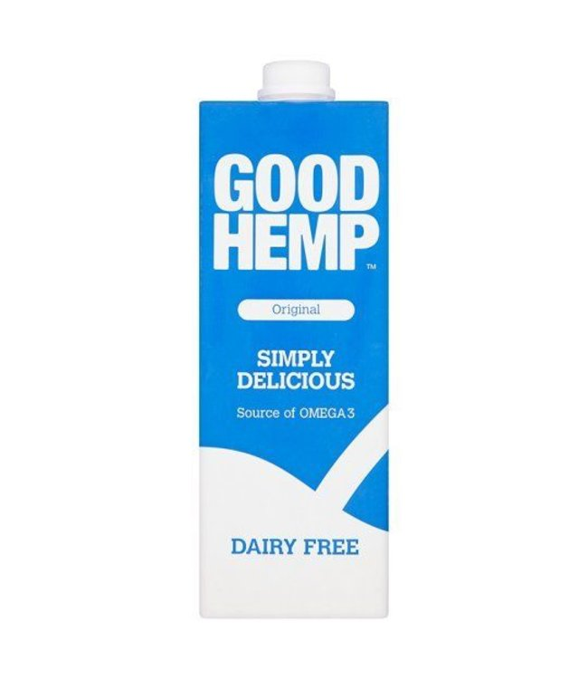 Good Hemp Milk 1l