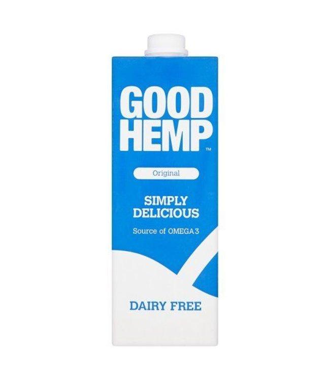 Good Hemp Milk 1ltr