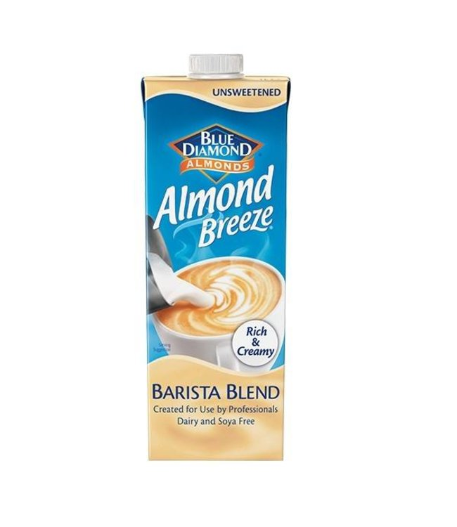 Blue Diamond Almond Breeze Barista Blend 1l