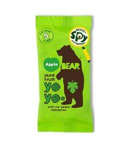 Bear Yo Yos Apple 100% Fruit Rolls 20g