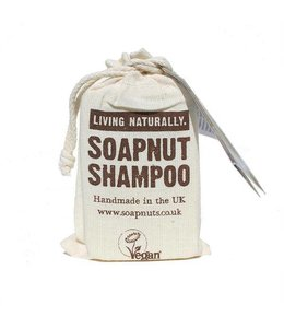 Living Naturally Coconutty Soapnut Shampoo Bar 90g