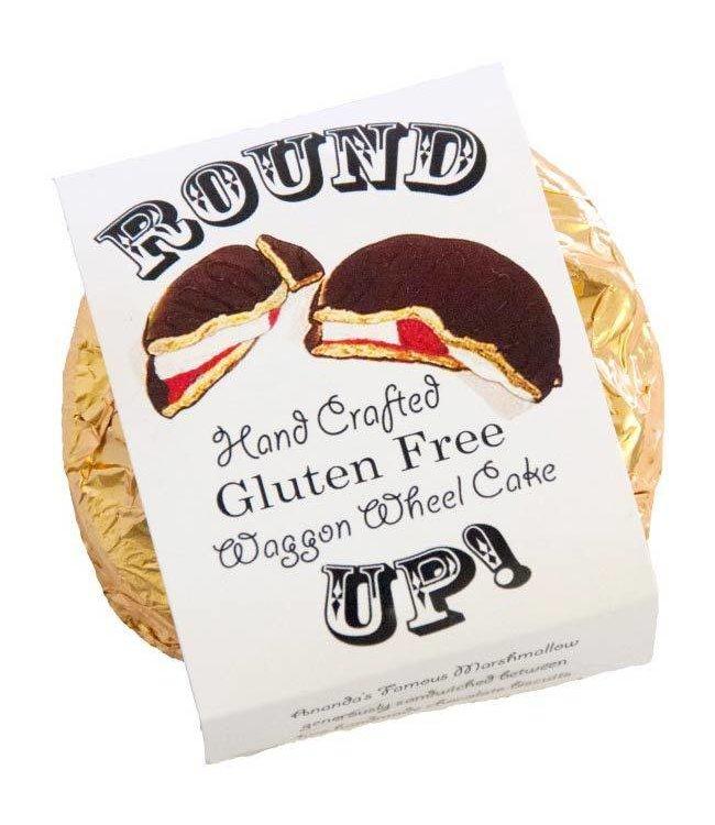 Ananda Round Ups - Gluten Free 75g