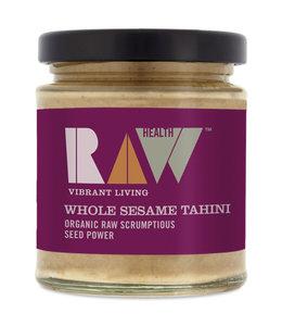 Organic Raw Whole Tahini 170g