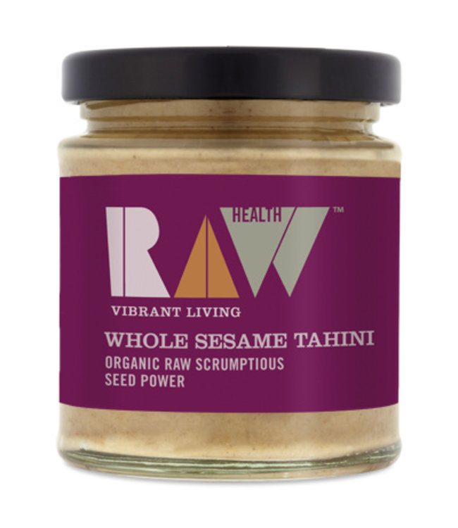 Organic Raw Whole Tahini 170g